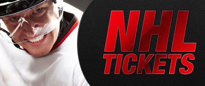 Buy NHL Tickets Tickets